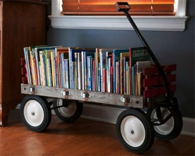 wagon-books